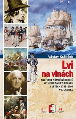 Lvi na vlnách - Václav Králíček