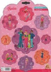 Magnetky Barbie - Fashion - neuveden