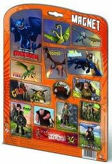 Magnetky How to train your dragon - neuveden