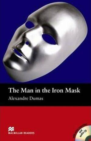 Macmillan Readers Beginner: Man in the Iron Mask T. Pk with CD - John Escott