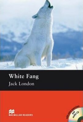 Macmillan Readers Elementary: White Fang T. Pk with CD - Jack London