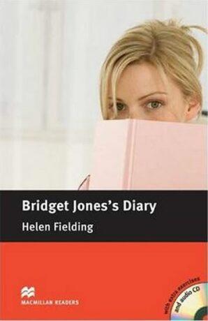 Macmillan Readers Intermediate: Bridget Jones´s Diary T. Pk with CD - Helen Fielding