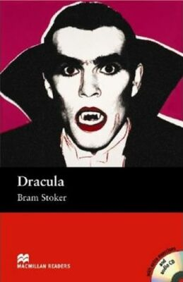 Macmillan Readers Intermediate: Dracula T. Pk with CD - Bram Stoker, Margaret Tarner