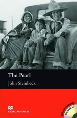 Macmillan Readers Intermediate: Pearl, The T. Pk with CD - John Steibeck