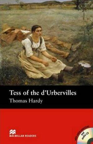 Macmillan Readers Intermediate: Tess D´Urbervilles T. Pk with CD - Thomas Hardy, John Escott