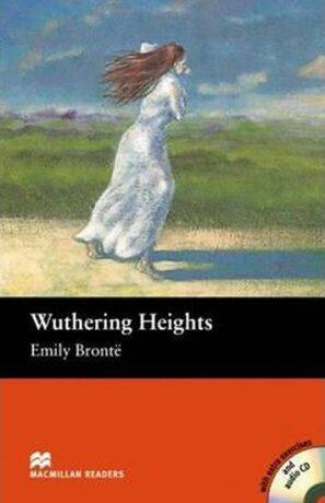 Macmillan Readers Intermediate: Wuthering Heights T. Pk with CD - Emily Brontëová