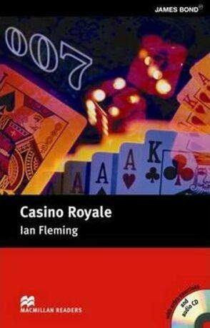 Macmillan Readers Pre-Intermediate: Casino Royale T. Pk with CD - Ian Fleming, John Escott