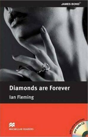Macmillan Readers Pre-Intermediate: Diamonds are Forever T. Pk with CD - Ian Fleming, John Escott