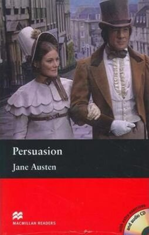 Macmillan Readers Pre-Intermediate: Persuasion T. Pk with CD - Jane Austenová
