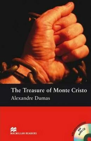 Macmillan Readers Pre-Intermediate: Treasure of Monte Cristo, The T. Pk with CD - John Escott