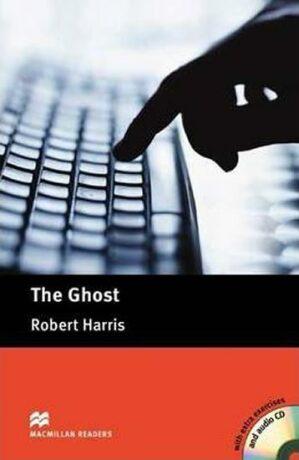 Macmillan Readers Upper-Intermediate: Ghost, The Pk with CD - Robert Harris, John Escott
