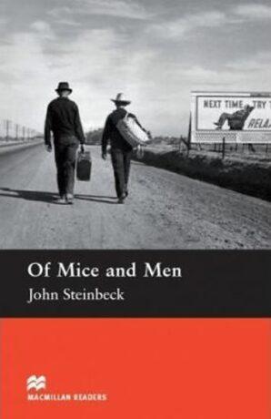 Macmillan Readers Upper-Intermediate: Of Mice and Men - John Steinbeck, Martin Wink