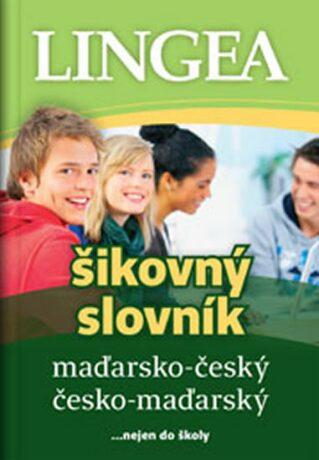 Maďarsko-český česko-maďarský šikovný slovník - neuveden