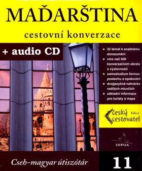 Maďarština cestovní konverzace + audio CD -