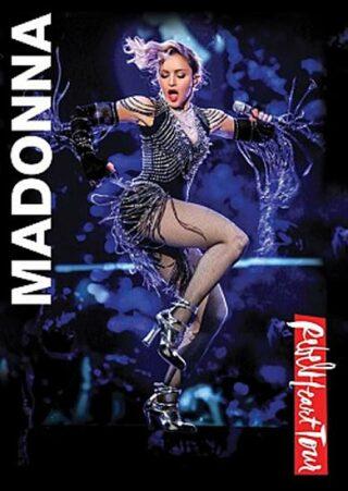 Madonna - Rebel Heart Tour - DVD - Madonna