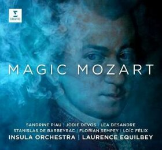 Magic Mozart - Wolfgang Amadeus Mozart - audiokniha