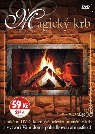 Magický krb - Unikátní DVD, které Vaši televizi promění v krb a vytvoří Vám doma pohádkovou atmosféru - neuveden