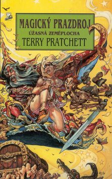 Magický prazdroj - Terry Pratchett
