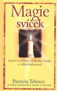 Magie svíček - Patricia Telesco