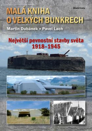 Malá kniha o velkých bunkrech - Martin Dubánek