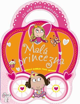 Malá princezna růžová kabelka plná aktivit - neuveden