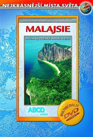 Malajsie DVD - Nejkrásnější místa světa - neuveden