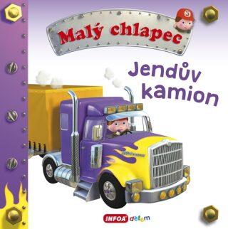 Malý chlapec - Jendův kamion - neuveden