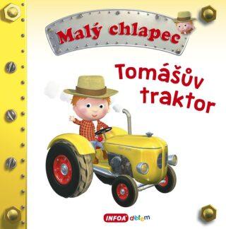 Malý chlapec - Tomášův traktor - neuveden