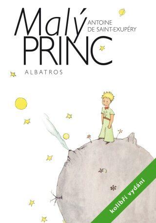 Malý princ - kolibří vydání - Antoine de Saint-Exupéry