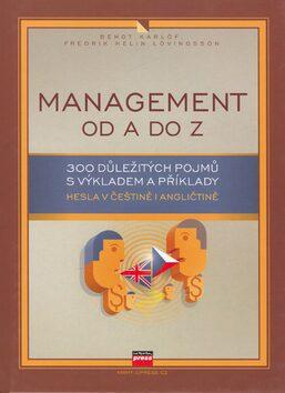 Management od A do Z - Bengt Karlöf, Fredrik Helin Lövingsson