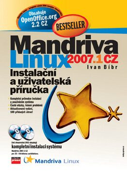 Mandriva Linux 2008.1 CZ - Ivan Bíbr