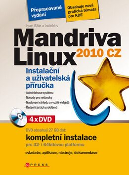 Mandriva Linux 2010 CZ - Ivan Bíbr