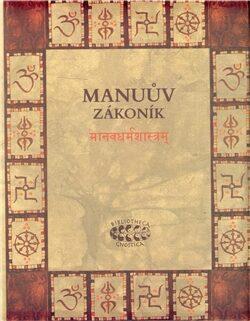 Manuův zákoník -