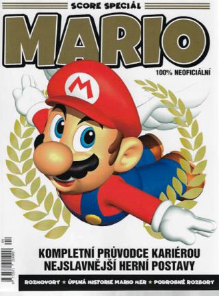 MARIO – Kompletní průvodce kariérou neslavnější herní postavy - kolektiv autorů