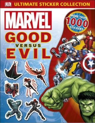 Marvel Good vs Evil Ultimate Sticker Collection -