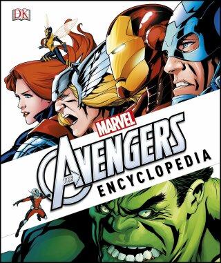 Marvel's The Avengers Encyclopedia -