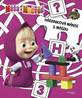 Máša a medvěd Hádanková mánie s Mášou - Animaccord