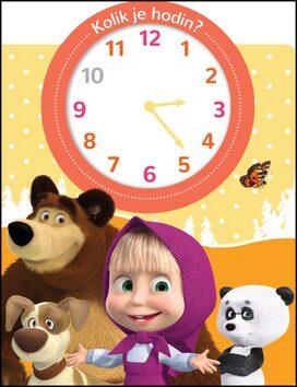 Máša a medvěd Kolik je hodin? - kolektiv