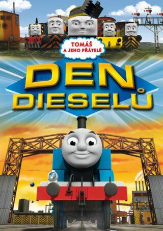 Tomáš a jeho přátelé Den Dieselů - neuveden