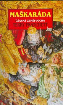 Maškaráda - Terry Pratchett