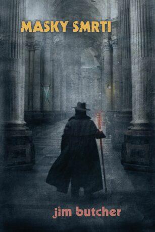 Masky smrti - Jim Butcher