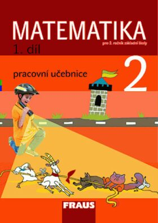 Matematika 2/1 pro ZŠ - učebnice - Kolektiv