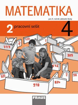 Matematika 4/2 pro ZŠ - pracovní sešit - Kolektiv