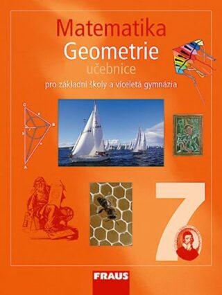 Matematika 7 Geometrie Učebnice - Kolektiv