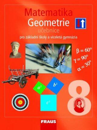 Matematika 8 Geometrie Učebnice - Kolektiv