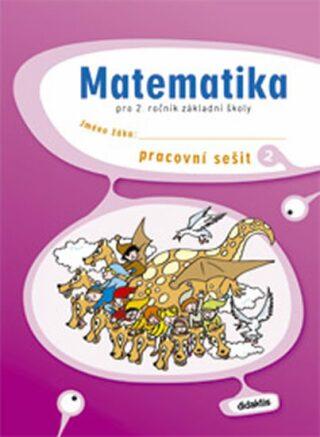 Matematika pro 2.ročník ZŠ - Pracovní sešit 2 - Stanislav Korityák
