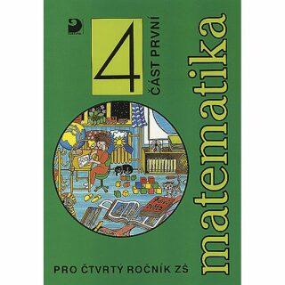 Matematika pro 4. ročník ZŠ - 1. část - Jana Coufalová
