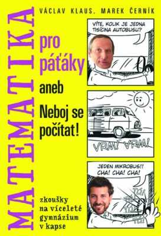 Matematika pro páťáky - Václav Klaus, Marek Černík