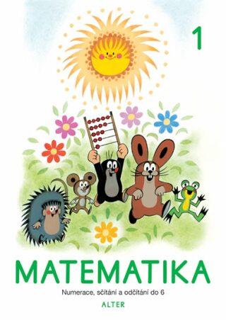 Matematika sešit 1 pro 1. ročník ZŠ - Vlasta Landová, Hana Staudková