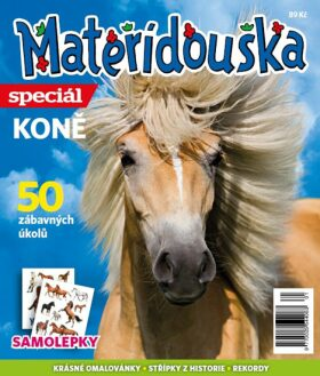 Mateřídouška Speciál - Koně - neuveden
